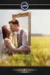 Hochzeit-fotorahmen