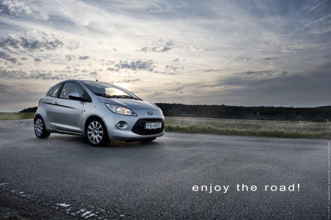 Autofotografie Ford