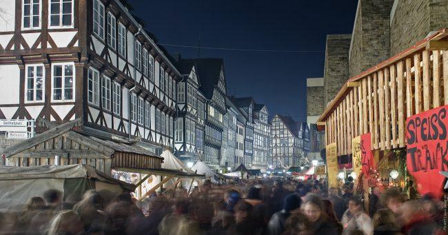 Weihnachtsmarkt Hannover Altstadt