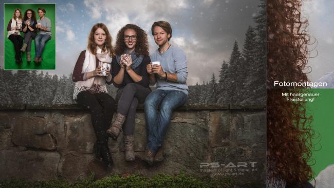 fotomontage-kreativ-familienfoto