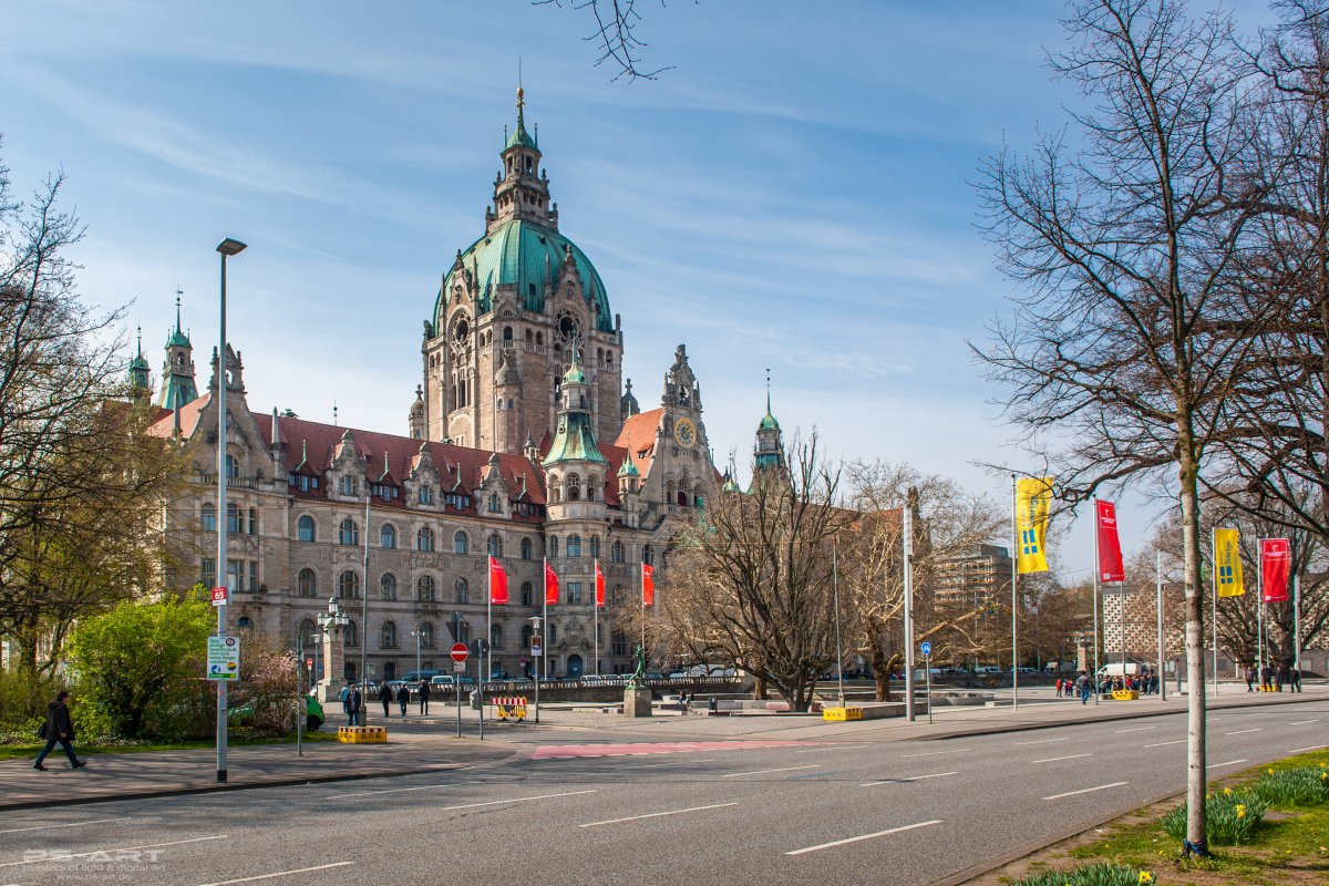 Rathaus-Hannover