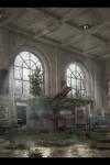 Verwucherter-Hauptbahnhof-Hannover-Fotomontage-Composing